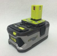 alkaline compact - For Ryobi V Ah Wh Volt Compact Cordless Drill Li Ion Battery USED battery pack nikon d60