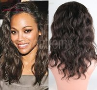 b wig - Glueless Lace Wigs Brazilian Hair b Black Mink Hair Natural Wave Human Hair Lace Front Wig Greatremy Full Lace Wig Wavy Hair