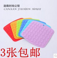 advanced thermal - Hot sale advanced food grade silicone thermal pad environmental protection kitchen essentials tools