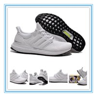 Wholesale 2015 Release Women Ultra Boost Men s Athletic Shoes Mens Sports Running Shoes White S77416