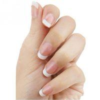 Wholesale 100pcs French Half Nail Tips False Acrylic Nail Tips White Nail Decoration Manicure Tool NJ