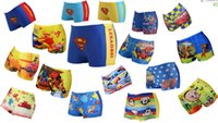 baby boy trunks - Baby Boys Swimwear Kids Swimming Trunks Cartoon Children Swimsuit Boys Summer Wear Trunks Child shorts p l
