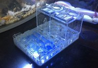 ant delivery - new shuangguo ant mania alternative pet nest nest Zhejiang acrylic bionic delivery Does not contain the ants