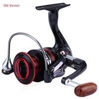 Wholesale Spinning Reels LK3000 Aluminum BB Ball Bearing Fishing Spinning Reel High Speed Fishing Reels Y