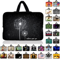 asus notebook computer - Dandelion Print Laptop Sleeve Tablet Bag Notebook Case For quot inch Computer For Asus HP Acer Lenovo