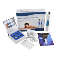 Wholesale Microdermabrasion Mini Diamond Micro crystal Dermabrasion Therapy Facial Skin Care Device Anti aging Rejuvenation