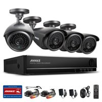Wholesale SANNCE CH H Video DVR TVL Indoor Outdoor Home Security Camera System