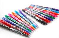 Wholesale Pilot Frixion Gel Ink Pen Pilot Erasable Gel Ink Pen EF mm colors available
