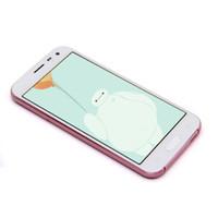 Goofón 1: 1 S7 EDGE pantalla curvada MTK6580 cuádruple núcleo 5.5 pulgadas Celular Android 5.0 1G 8GG mostrar 64GB mostrar falso 4G lte teléfono desbloqueado