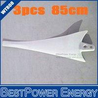 Wholesale Carbon Fiber Wind Turbine Blades cm w kw Wind Power Generator Blade Small Windmill Blades