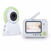 best baby camera - New Best Summer Wireless Digital Audio Baby Nanny Radio Baby Control Babysitter Video Monitor Camera