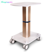beauty supply trolley - Brand New Styling Pedestal Rolling Cart ABS For Salon Body Care Beauty Equipment Use Trolley Stand