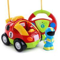 automotive music - new Authentic children s cartoon remote control police car race car baby toys Music Automotive Radio Control