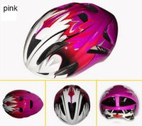 Wholesale 2016 New Ultralight Cycling Bicycle Helmet Colorful MTB Helmet Integrally Molded EPS Hole Movement Safety Helmets