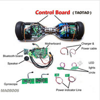 Wholesale MAOBOOS Two wheel self balancing Scooter Parts TAOTAO Motherboard Control Board for hoverboard items m17