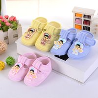 Cheap Unisex toddler shoes Best Summer Cotton shoes baby