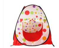 adventure play tent - Large Portable Foldable Children Kids Pop Up Adventure Ocean Ball Play Tent Indoor Outdoor Playhouse Kids Tent