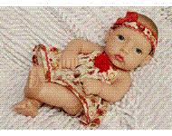 baby blue eyeliner - 11 Lovely Reborn Baby Lifelike Baby boy and girl Doll hard Vinyl handmade girl baby doll blue eyeliner blue eyes