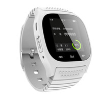galaxy gear smart watch - M26 Bluetooth Smart Watch Phone Mate Wrist For Android Samsung Blackbluetooth watch smartwatch galaxy gear