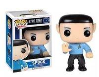 all'ingrosso televisions-Funko POP TV Star Trek: Azione Spock figura modello Con Confezione Regalo