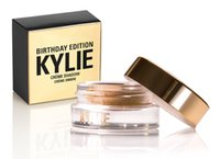 Wholesale Kylie Eyebrow Cream Enhancers Cosmetic Eyeshadow Kylie Cream Shadow Copper Rose Gold KYLIE JENNER Eyebrow Cream