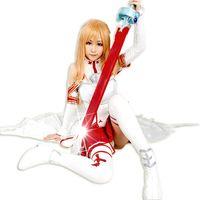 Wholesale Sword Art Online Yuki Asuna Cosplay Costume