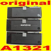 aluminum unibody laptop - HOT Original A1321 Laptop Battery For Apple MacBook Pro quot Precision Aluminum Unibody A1286 Versi
