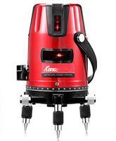 Wholesale instrument leveling line laser leveling instrument red Line points Infrared laser marking