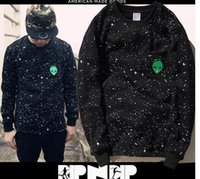 alien hoodies - Aliens Hoodies Sweatshirts harajuku Crew neck men Clothing Feminina Fleece Sweatshirts