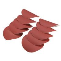 Wholesale 10Pcs set mm Inch Sanding Discs Grinding Sandpaper Grit for choices
