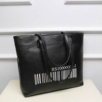 Wholesale 2016 Popular Fashion PU Leather Zipper Bag Lady Bhoulder Bag Shopping Simple Woman Handbags Car Suture Tote Bags