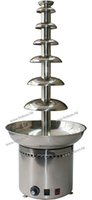 Wholesale 110v v Electric Tiers Party Hotel Commercial Chocolate Fondue Fountain