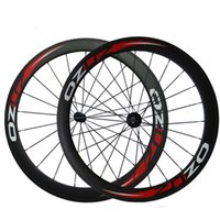 Road Bikes racing bicycle - OZUZ mm Clincher Tubular Road Bike C mm Width Carbon Wheels Ultra Light Racing Bicycle Wheelset