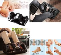 Wholesale Shiatsu Foot Massager Kneading and Rolling Leg Calf Ankle W remote
