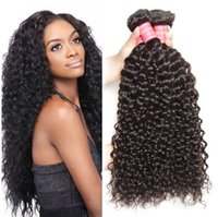bella lights - Malaysian Curly Hair Extension Deep Curly Deep Wave A Natural Black Unprocessed Human Hair Weave Bella Hair Products