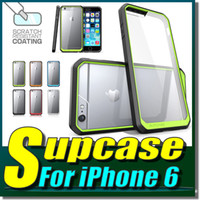For Apple iPhone beetle bag - Supcase Case For iPhone SE S S Plus Samsung Galaxy S6 edge plus Note Coating Unicorn Beetle Premium Cover With Original Bag Package