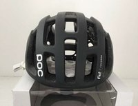 Wholesale POC Octal Bicycle Cycling Helmet Casco Ciclismo Capacete Cascos Para Bicicleta Men Women Cycling Helmets Road Colors Size M cm