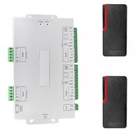 Wholesale TCP IP Network RFID Khz Access Control System Controller for doors Access Control Board Users Waterproof Reader F1254