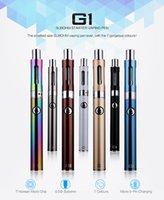 battery resistance - DHL Free LSS G1 Subohm Kit mah W Battery Vaporizer Pen ohm Atomizer Resistance Electronic Cigarette Starter Kits Variable Voltage