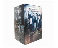Wholesale Person of Interest the comlete series Season Seasons disc Set US Version Boxset New