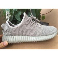 Cheap Yeezys Boost 350 Negras Moon Rock Fashion shoes Top Quality Tan Grey Black Authentic YZY 350 With Box Men Size 9.5