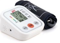 Wholesale JZIKI Jian Kang B02 voice home intelligent arm type electronic blood pressure meter blood pressure instrument factory