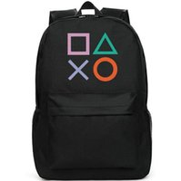 best play station - Playstation backpack Play station school bag Gamepad Fans hot day pack Best game daypack
