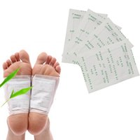 detox foot - 1 Pack Feet Care Detox Foot Patch Improve Sleep Slimming Foot Patches Feet Care Stickers Genuine