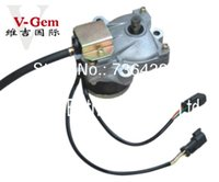 Wholesale Fast Throttle motor assembly stepping motor assy for Komatsu excavator PC200 PC220