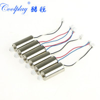 Wholesale 4pcs Motors for MJX X600 RC Quadcopter Accessories RC Drone Spare Parts CW CCW Motor