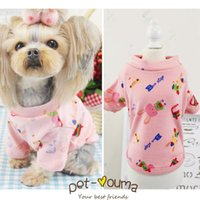baba clothing - 2016 new fashion Spring Chihuahua sweater pink Baba cute pet rabbit shirt dog cat clothes puppy cheap teacup clothes for dogs