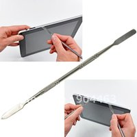 Wholesale DHL Metal Spudger Opening Open Repair Pry Tool Stick for iPhone iPod Touch ipad Laptop Notebook free fast shipping