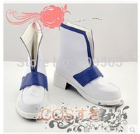 alo free - Sword Art Online ALO Fairy Dance Asuna Cosplay Boots Shoes Handmade Customized Halloween