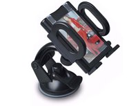 Wholesale 360 Rotating support car universal holder for all cell phone side wi dth mm to mm hot quality